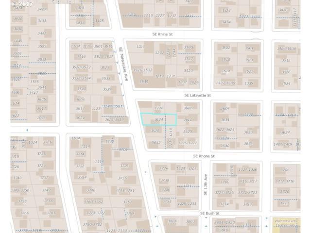 3624 SE Milwaukie Ave, Portland, OR 97202 (MLS #17530511) :: Stellar Realty Northwest