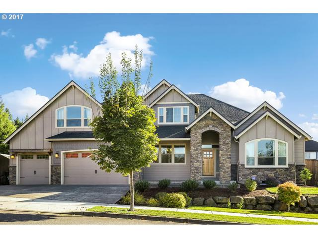 4632 NW Fremont St, Camas, WA 98607 (MLS #17533632) :: Fox Real Estate Group