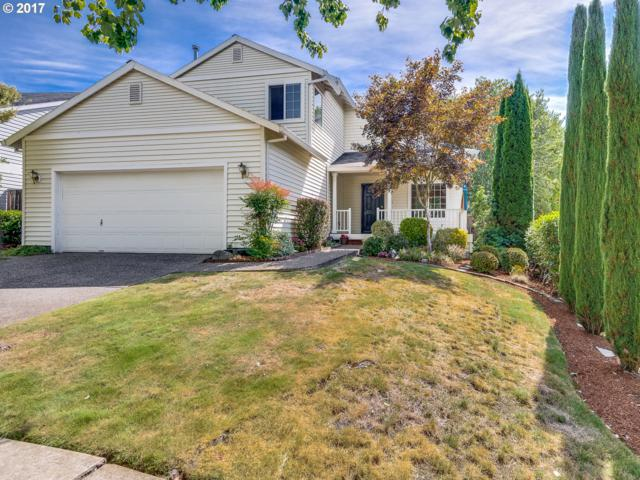 144 NE Autumnwood Ter, Hillsboro, OR 97124 (MLS #17536936) :: Matin Real Estate