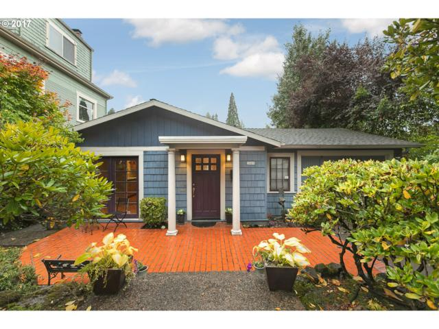 2805 SW Roswell Ave, Portland, OR 97201 (MLS #17548793) :: Portland Lifestyle Team
