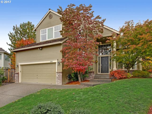 1540 NW 129TH Pl, Portland, OR 97229 (MLS #17551592) :: TLK Group Properties
