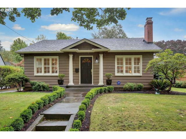 7915 SE 35TH Ave, Portland, OR 97202 (MLS #17551923) :: Hatch Homes Group