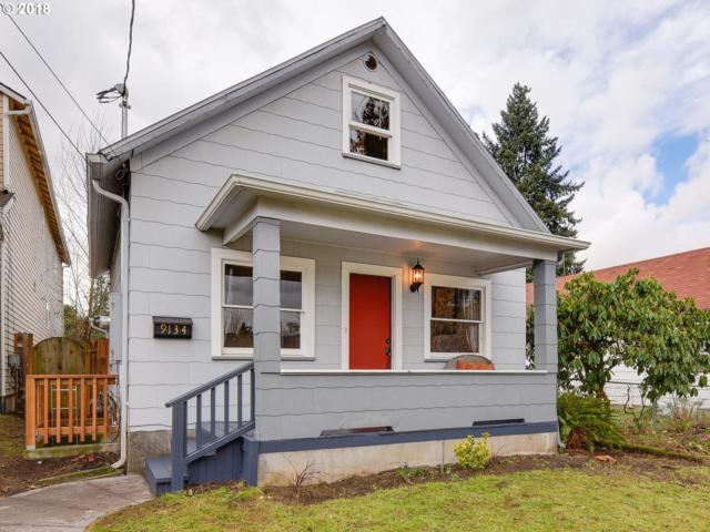 9134 N Hudson St, Portland, OR 97203 (MLS #17553336) :: Next Home Realty Connection