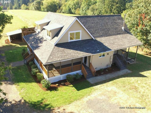 33100 Pepper Ln, Warren, OR 97053 (MLS #17554959) :: Next Home Realty Connection