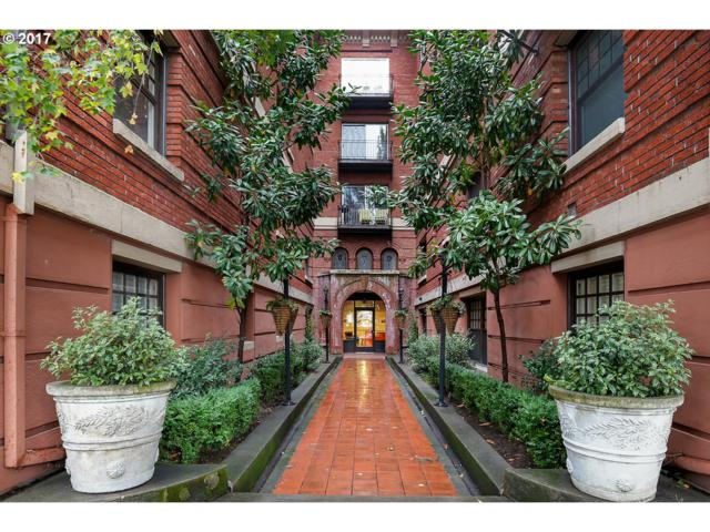 1829 NW Lovejoy St #508, Portland, OR 97209 (MLS #17555717) :: TLK Group Properties