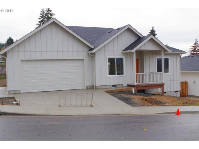 1555 Red Hill Pl, Cottage Grove, OR 97424 (MLS #17555777) :: The Reger Group at Keller Williams Realty