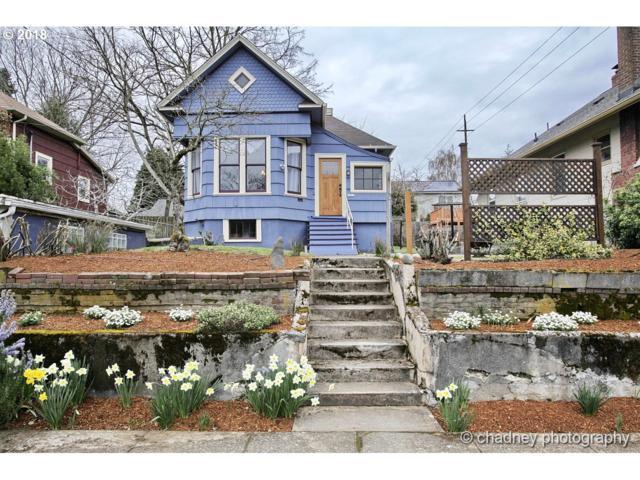 5245 NE Everett St, Portland, OR 97213 (MLS #17561518) :: Cano Real Estate