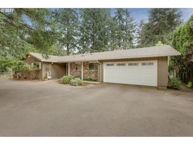 11560 SW Fonner St, Tigard, OR 97223 (MLS #17568091) :: Craig Reger Group at Keller Williams Realty