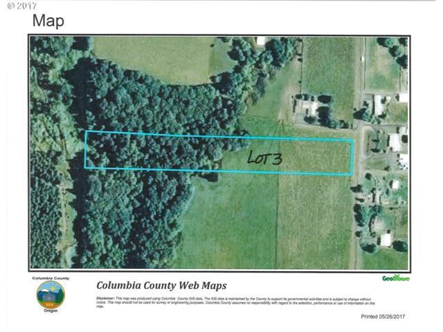 Hazen Rd Lot 3, Warren, OR 97053 (MLS #17571680) :: Townsend Jarvis Group Real Estate
