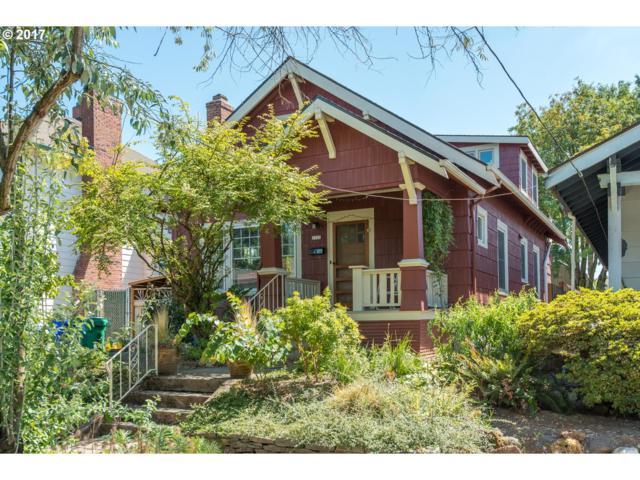 2920 SE Brooklyn St, Portland, OR 97202 (MLS #17574897) :: Hatch Homes Group