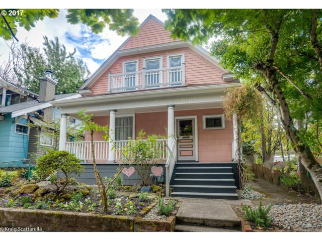 3236 SE Taylor St, Portland, OR 97214 (MLS #17576602) :: SellPDX.com