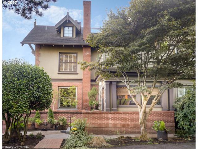 2566 NW Marshall St A-3, Portland, OR 97210 (MLS #17577090) :: TLK Group Properties