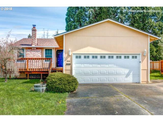 1534 SE 58TH Ct, Hillsboro, OR 97123 (MLS #17589016) :: Matin Real Estate