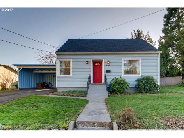 602 Mount Hood St, Oregon City, OR 97045 (MLS #17590204) :: Matin Real Estate