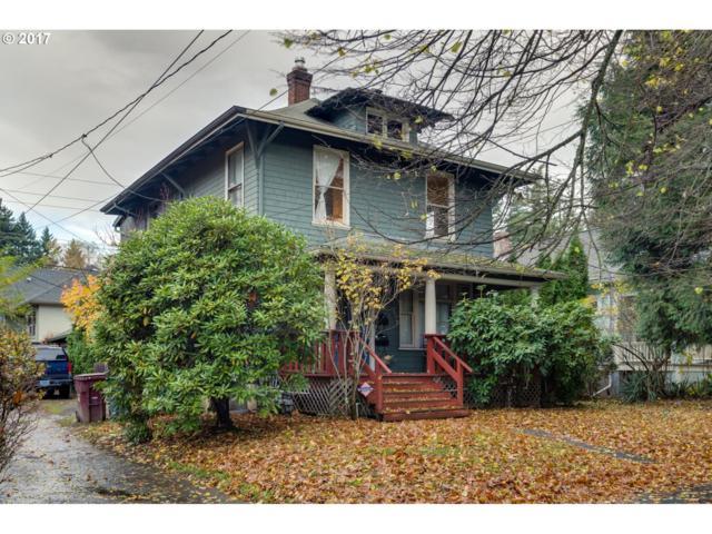3603 SE Washington St, Portland, OR 97214 (MLS #17592676) :: Hatch Homes Group