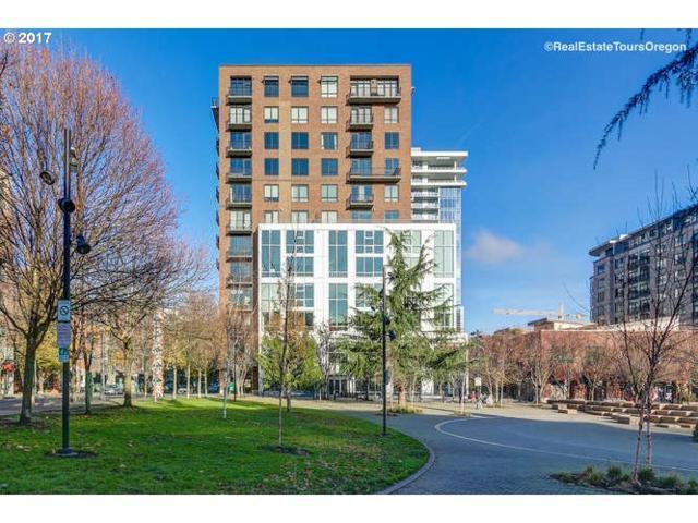 922 NW 11TH Ave #805, Portland, OR 97209 (MLS #17599669) :: Stellar Realty Northwest