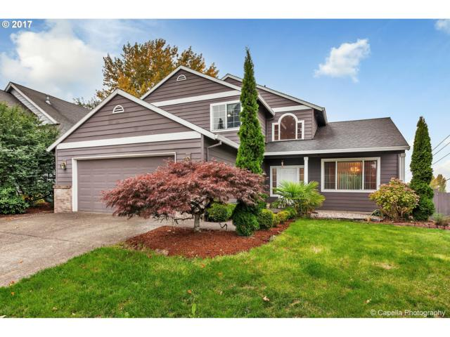 5991 NW 173RD Ave, Portland, OR 97229 (MLS #17599784) :: Hatch Homes Group
