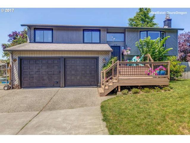 615 SW Bella Vista Pl, Gresham, OR 97080 (MLS #17603802) :: Matin Real Estate