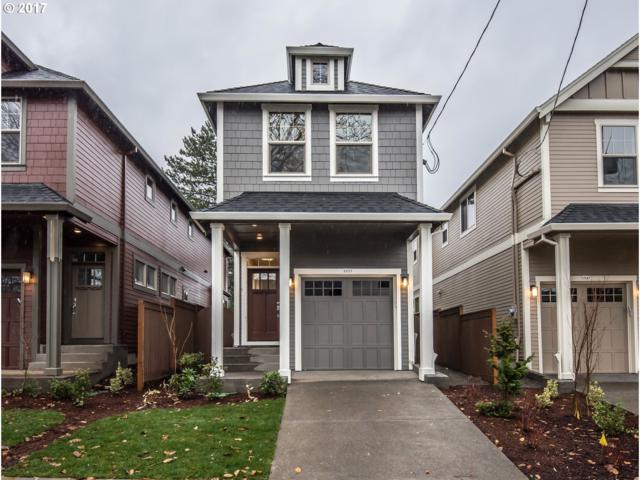 3955 SE 36TH Ave, Portland, OR 97202 (MLS #17605091) :: Next Home Realty Connection