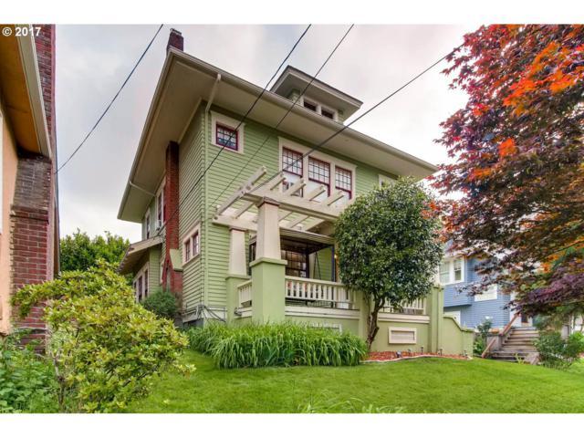 4005 NE Glisan St, Portland, OR 97232 (MLS #17605500) :: Hatch Homes Group