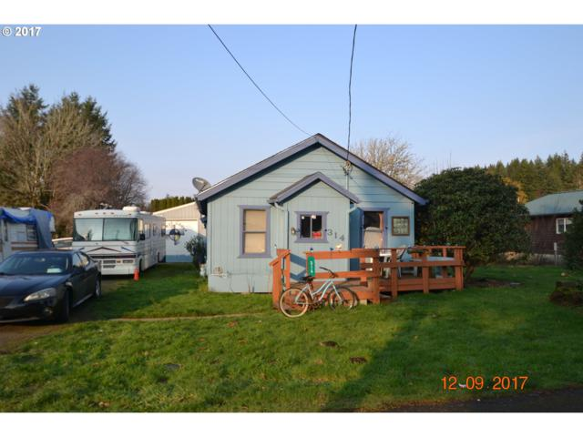 314 SE Swan Ave, Siletz, OR 97380 (MLS #17608858) :: Stellar Realty Northwest
