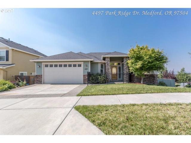 4497 Park Ridge Dr, Medford, OR 97504 (MLS #17611899) :: Song Real Estate