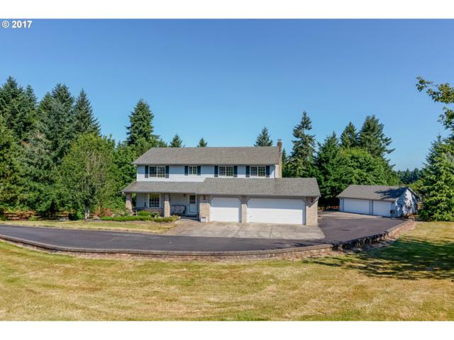16017 NE 187TH Ave, Brush Prairie, WA 98606 (MLS #17613616) :: The Dale Chumbley Group