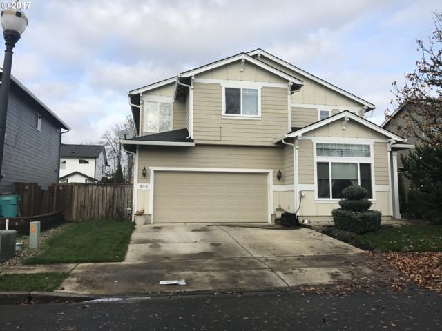 804 SE 12TH St, Battle Ground, WA 98604 (MLS #17613677) :: Matin Real Estate