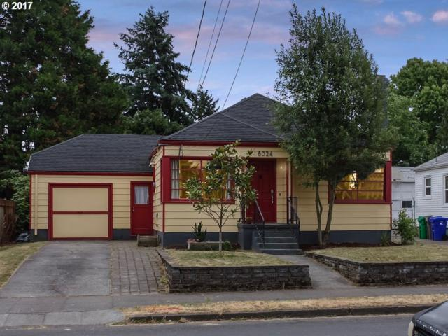 8024 NE Oregon St, Portland, OR 97213 (MLS #17616121) :: Craig Reger Group at Keller Williams Realty
