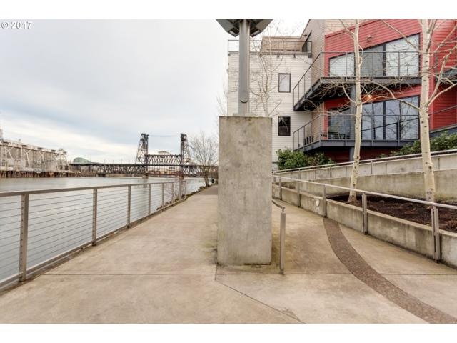 820 NW Naito Pkwy G7, Portland, OR 97209 (MLS #17621053) :: Stellar Realty Northwest