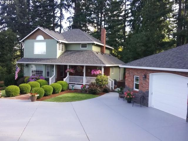 23008 NE 174TH St, Brush Prairie, WA 98606 (MLS #17625338) :: The Dale Chumbley Group