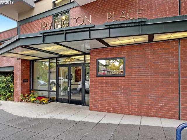 1718 NE 11TH Ave #206, Portland, OR 97212 (MLS #17630259) :: Hatch Homes Group