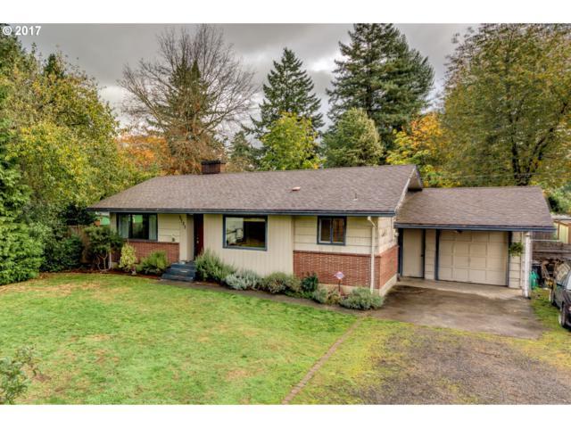 5735 SE Flavel Dr, Portland, OR 97206 (MLS #17630622) :: SellPDX.com