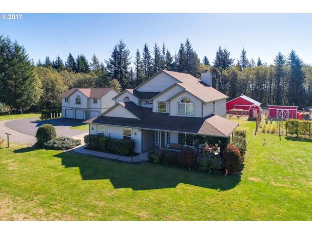 38011 SE Nichols Hill Rd, Washougal, WA 98671 (MLS #17635008) :: Stellar Realty Northwest