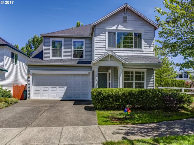 4148 NW Chaparral Ter, Beaverton, OR 97006 (MLS #17637872) :: Hatch Homes Group