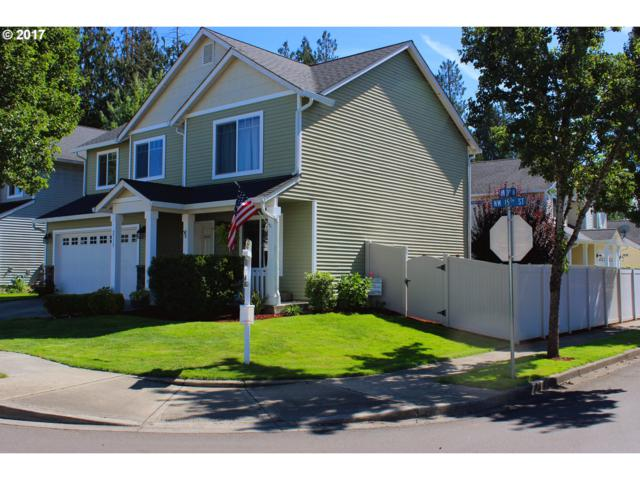 2315 NW 15TH St, Battle Ground, WA 98604 (MLS #17639509) :: The Dale Chumbley Group