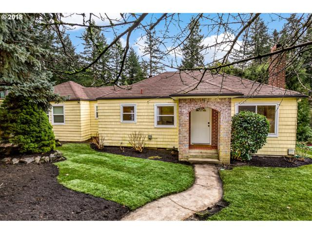 2246 SW Mitchell St, Portland, OR 97239 (MLS #17640736) :: Next Home Realty Connection