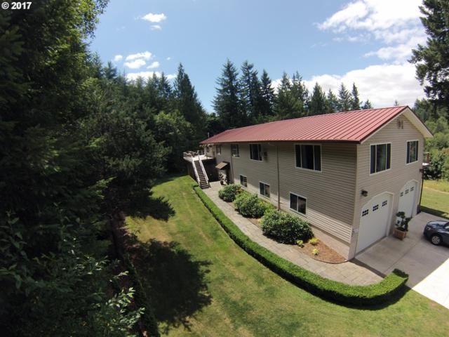 6900 NE 374TH St, La Center, WA 98629 (MLS #17640866) :: The Dale Chumbley Group