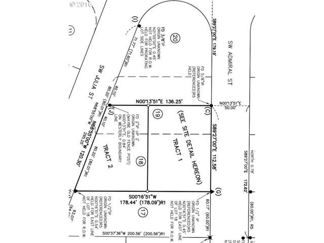 0 SW Julia St, Portland, OR 97221 (MLS #17642977) :: Hatch Homes Group