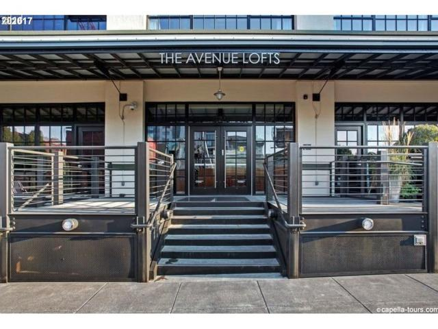 1400 NW Irving St NE #704, Portland, OR 97209 (MLS #17646078) :: Fox Real Estate Group