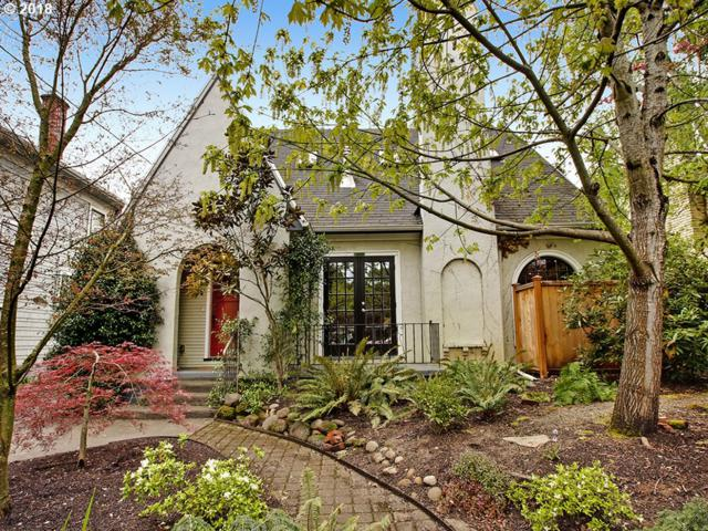 2017 SE 24TH Ave, Portland, OR 97214 (MLS #17648395) :: Hatch Homes Group
