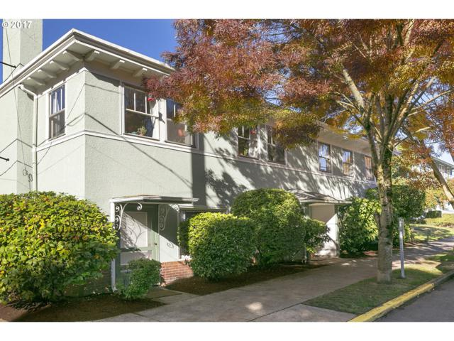 335 SE 16TH Ave, Portland, OR 97214 (MLS #17648661) :: Hatch Homes Group