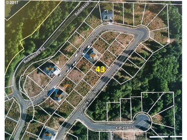 Lahaina Loop Lot43, Pacific City, OR 97135 (MLS #17652683) :: Cano Real Estate