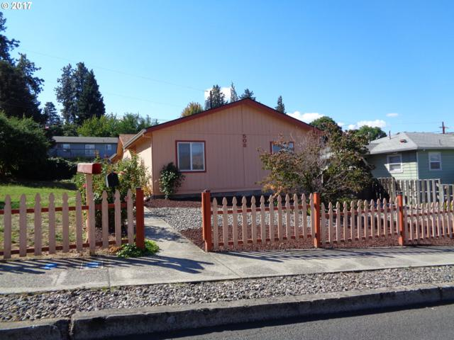 508 W 14TH, The Dalles, OR 97058 (MLS #17652695) :: Cano Real Estate