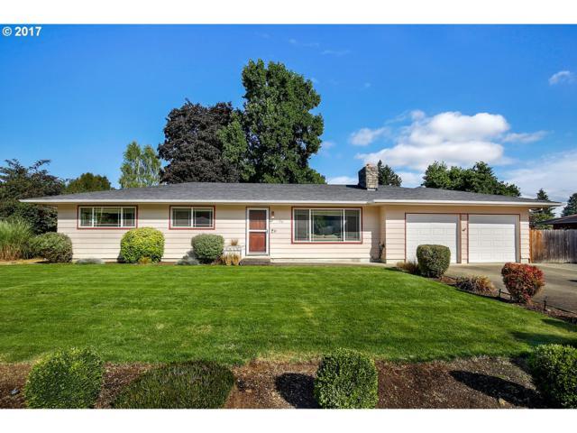 850 NE Territorial Rd, Canby, OR 97013 (MLS #17655749) :: Beltran Properties at Keller Williams Portland Premiere