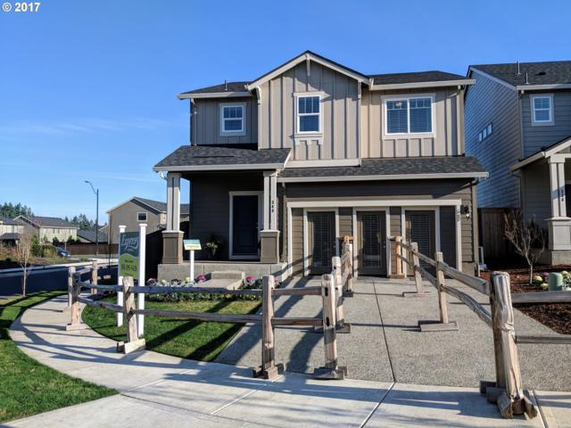348 N 34TH Ct Lot34, Ridgefield, WA 98642 (MLS #17657378) :: Portland Lifestyle Team