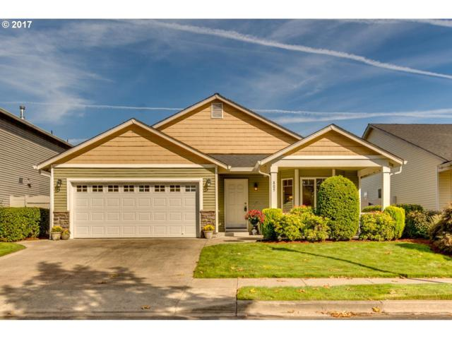 805 NW 24TH Ave, Battle Ground, WA 98604 (MLS #17658456) :: The Dale Chumbley Group
