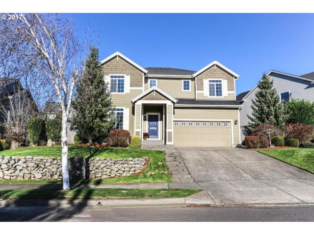 3813 NW 14TH Ave, Camas, WA 98607 (MLS #17662732) :: Matin Real Estate
