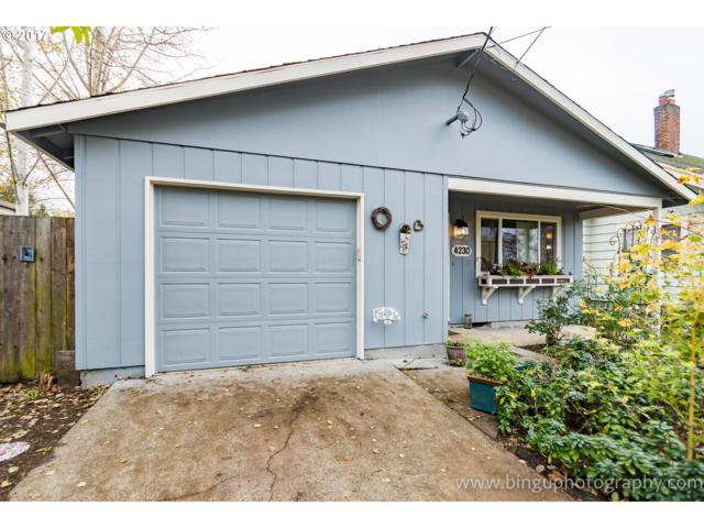 4230 SE Pardee St, Portland, OR 97206 (MLS #17664849) :: Hatch Homes Group