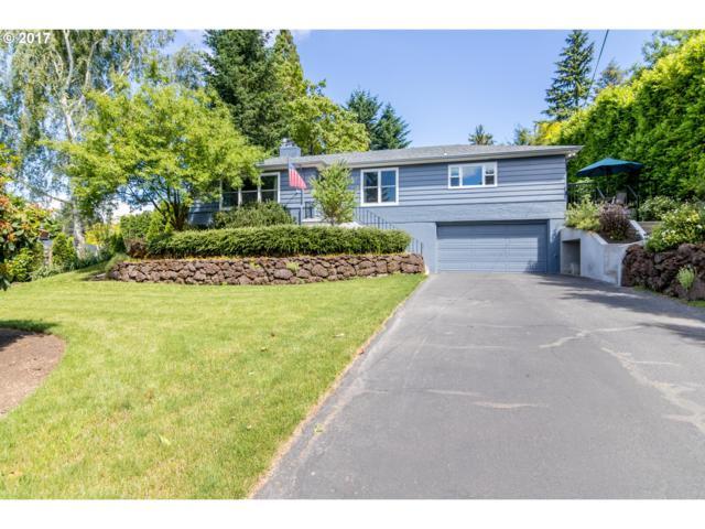 7195 SW Sylvan Ct, Portland, OR 97225 (MLS #17667414) :: Matin Real Estate